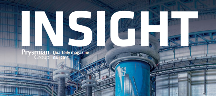 INISIGHT Quarterly magazine