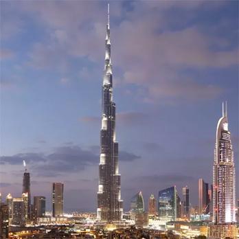 Burj Khalifa: sky-high safety