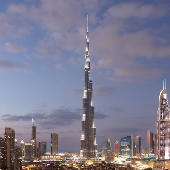 Burj Khalifa: sky-high safety
