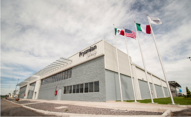 Prysmian Group en México